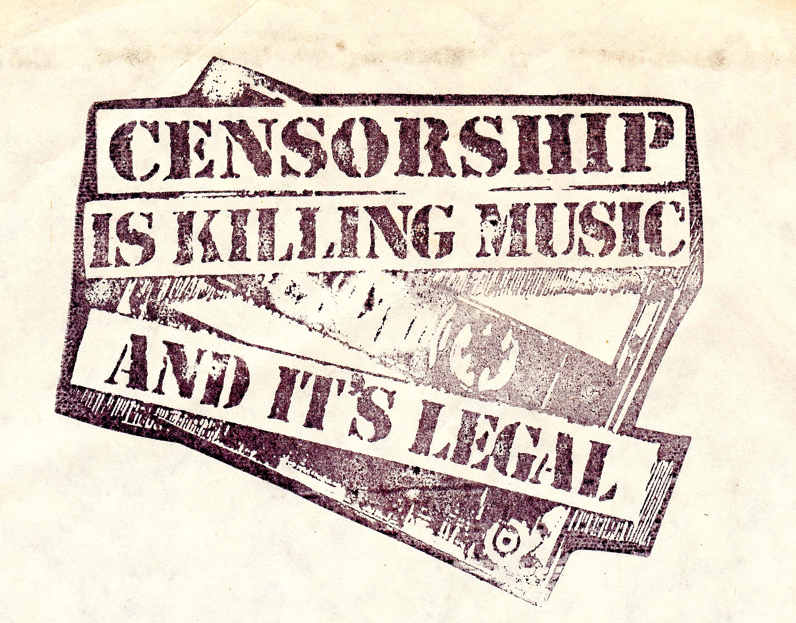 Research papers music censorship
